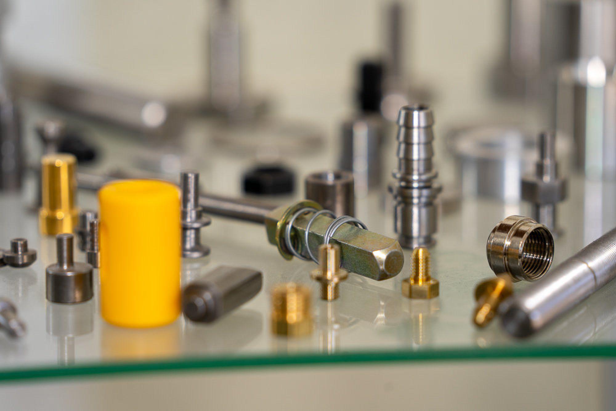 Teilespektrum Gläser Automatendreherei GmbH