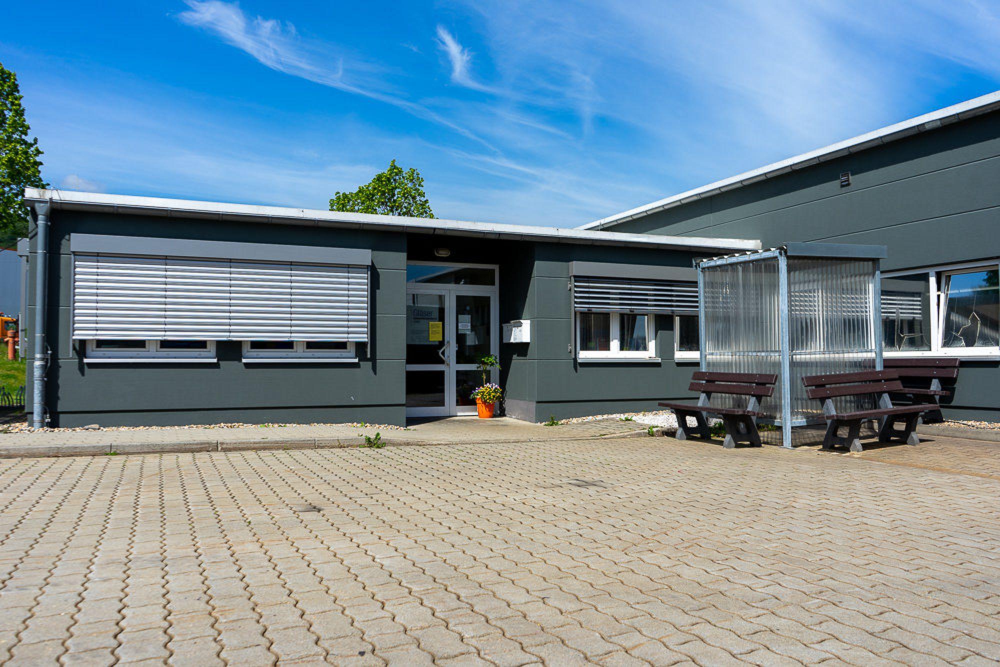 Firmengebäude Gläser Automatendreherei GmbH